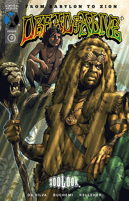 Dread & Alive: From Babylon to Zion - Issue #0