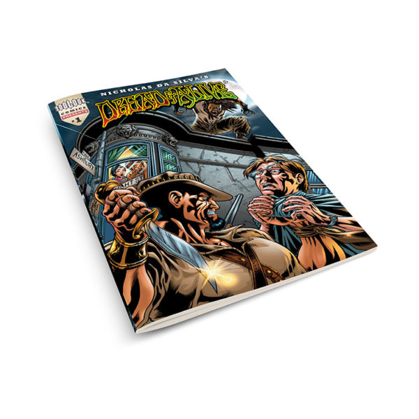 Dread & Alive: Issue #1