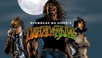 Dread & Alive mentioned on Jamaica Animation Nation Network - Caribbean Comics